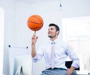 Sport inspiracją dla menadżera